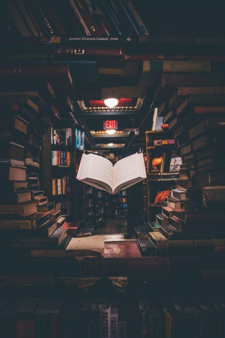 5 böcker du ska läsa för att öka din IQ och få mer gjort